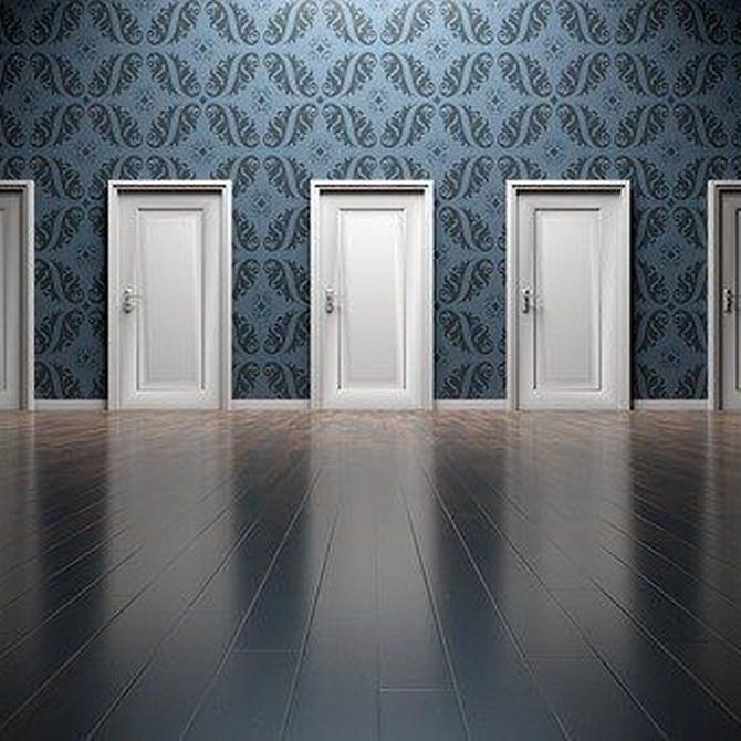 ¿Cómo instalar una puerta acorazada?