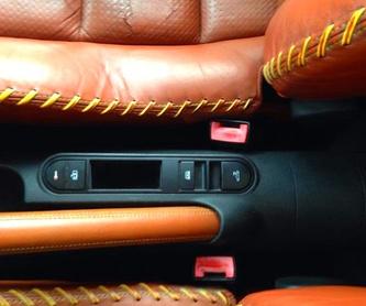 Restaurado de asientos de tela: Servicios de Mes.Net