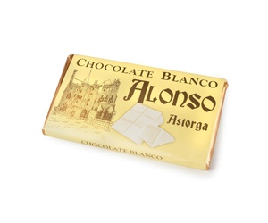 Chocolate blanco Alonso