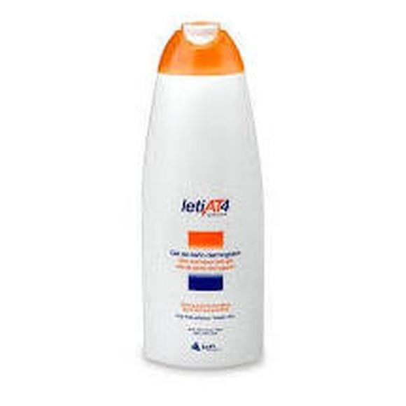 LetiAT4 gel de baño dermograso 750ml: Productos de Parafarmacia Centro