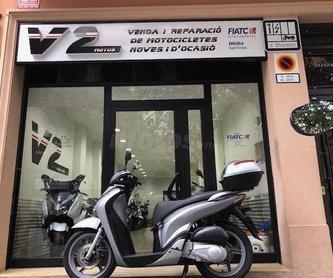 Compramos tu moto: Servicios de V2 Motos