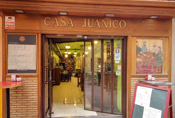 Bar de tapas Zaragoza