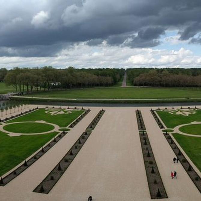 El parterre como ejemplo de jardín nacional