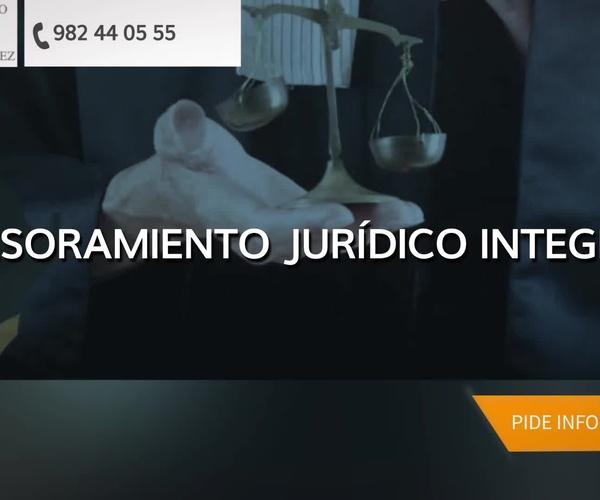Abogados en Chantada | Abogado José López Fernández