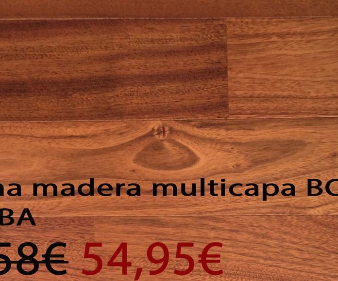 Tarimas Flotantes de Madera Multicapa y Bicapa: Productos de Eurotarimas - Gran exposición y almacenes