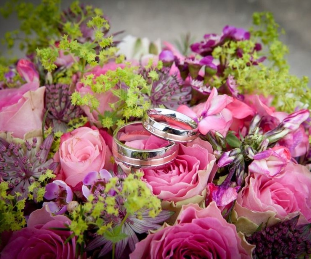 Ideas para decorar bodas con flores