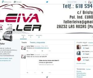 Twitter LEIVA Taller