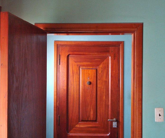 Instalación y cambio de cerraduras: Cerrajería de Cerrajería Rajo y Jimedo