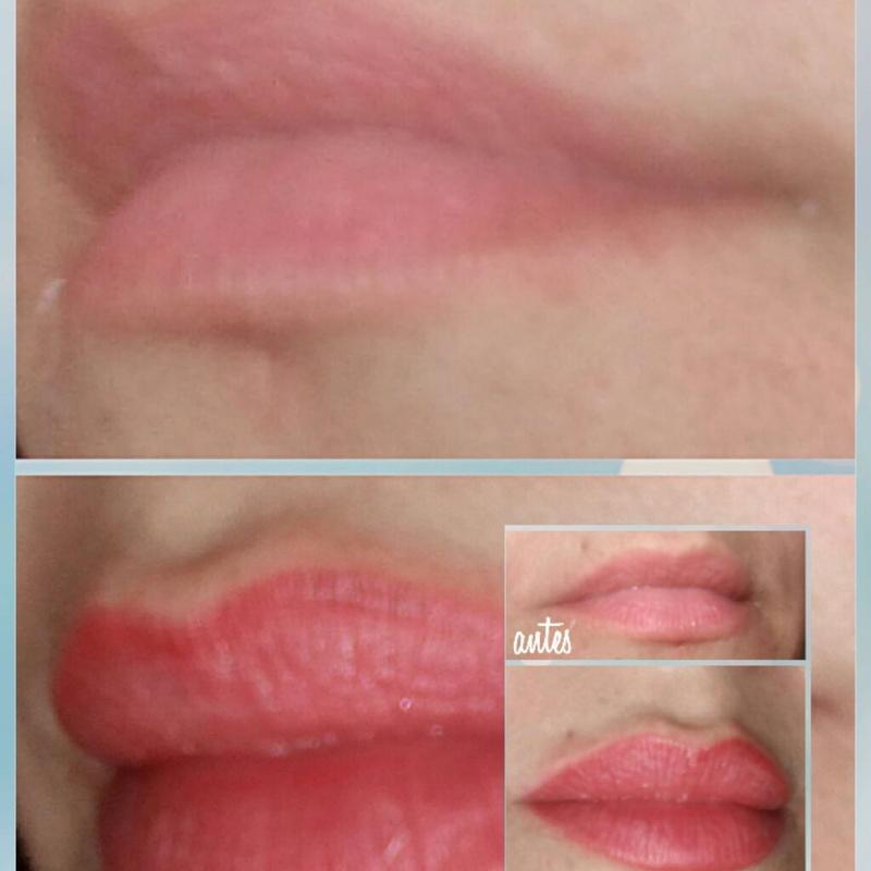 Micropigmentacion de Labios: Servicios de Micro Clara Dan