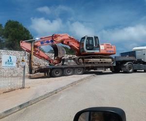 Alquiler de maquinaria en Santa Margalida