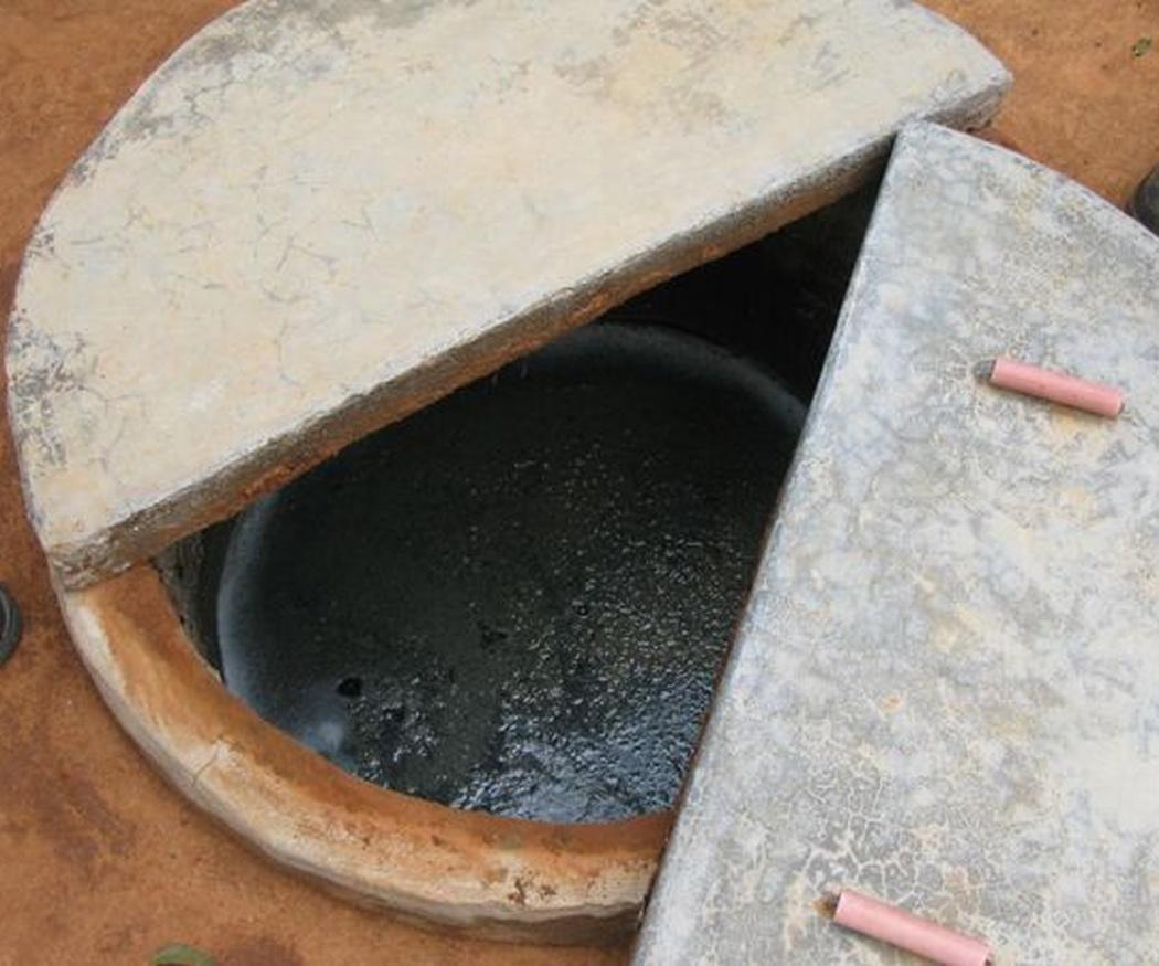 ¿Qué es un pozo negro y para qué se utiliza?
