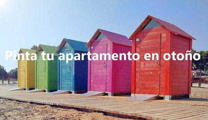 Pinta tu apartamento en otoño