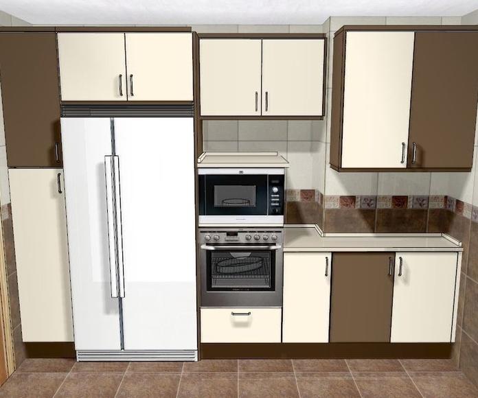 Servicios: Servicios de Durán Cocinas y Complementos, S.L.U.