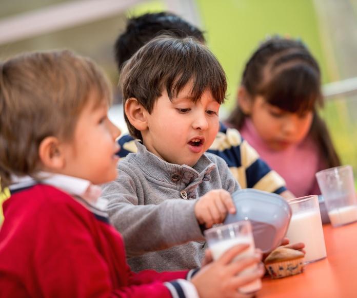 Comedor: Servicios de Centro De Educación Infantil Piola