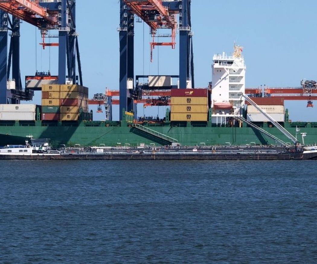 Los principales puertos de mercancías europeos