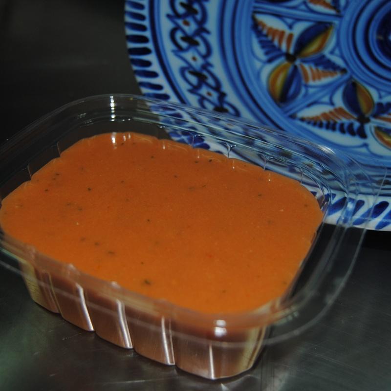 6 - Gazpacho: Menú del Sabado 12 de Junio de La Olla