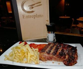 Hamburguesas caseras 200gr.: Carta de Restaurante Entreplato
