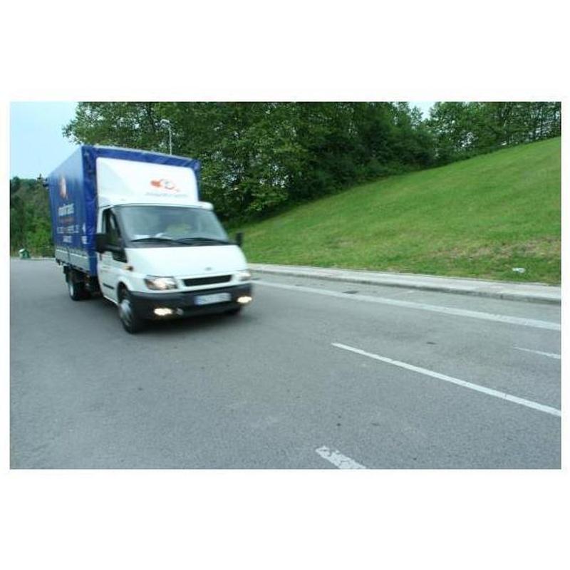 Transporte: Servicios de Montrans