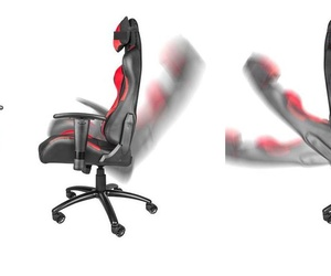 hjh OFFICE 625200 SILVERSTONE - Silla Gaming y oficina