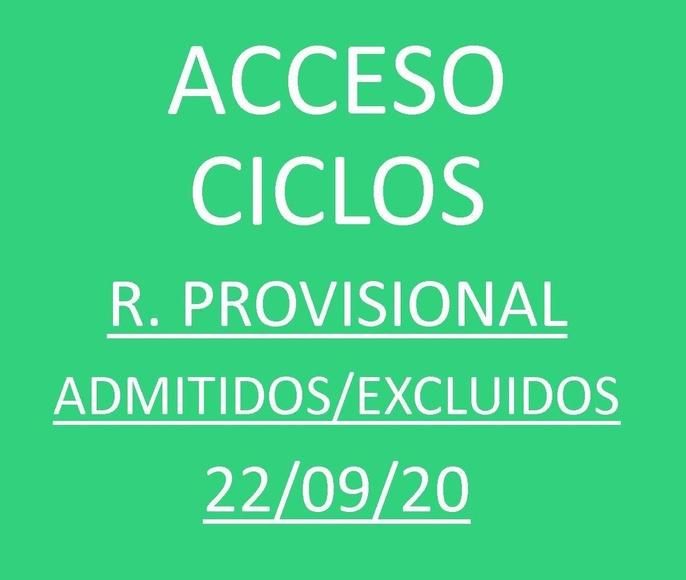 ACCESO CICLOS FORMATIVOS GRADO SUPERIOR Y MEDIO: Servicios e información de Escuela de Arte Elena de la Cruz