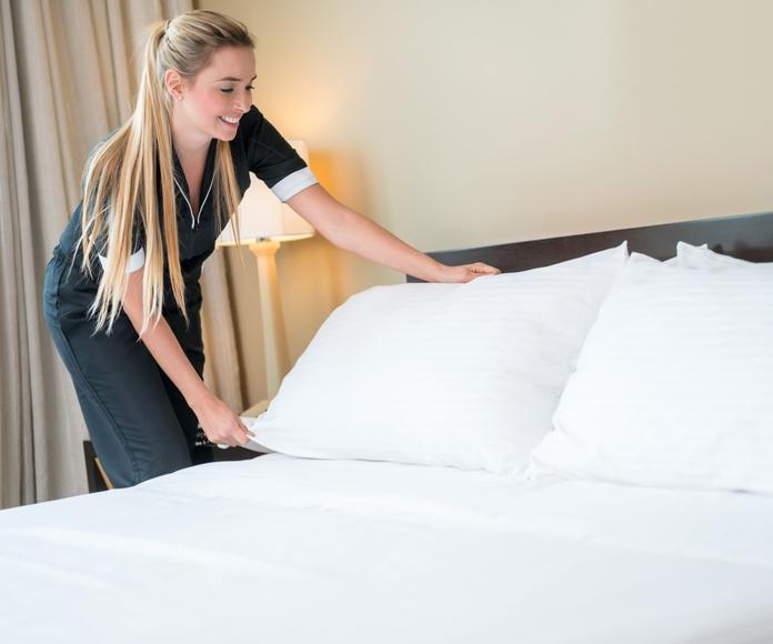 Alojamientos Turísticos: Servicios de Limpieza de Limpiezas La Morena