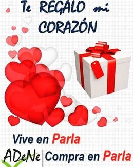 San Valentín en Parla