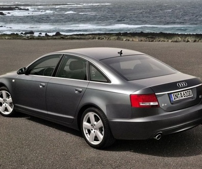 Audi A6 Glp