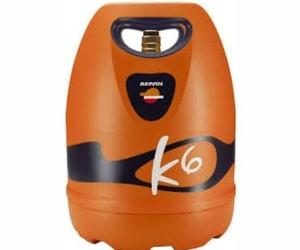 Bombona K6, 6 kg