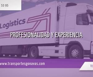 Logística y transporte en Ciudad Real | Gonavas Logistics