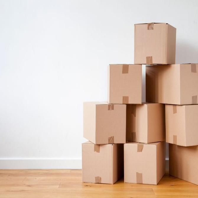 Elegir la caja correcta, tarea esencial en una mudanza