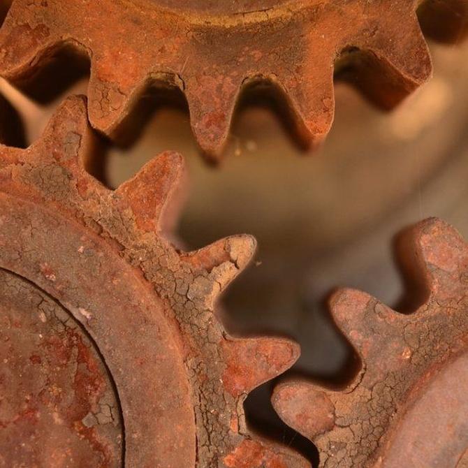 Ante la corrosión hay solución