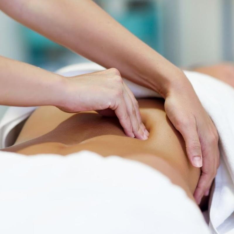 Terapia visceral: Servicios de BALANÇ