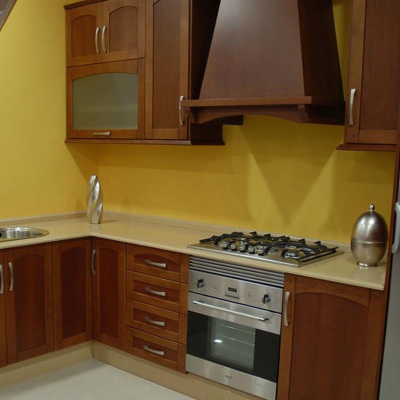 Muebles de cocina: Muebles a medida de Cocivelez