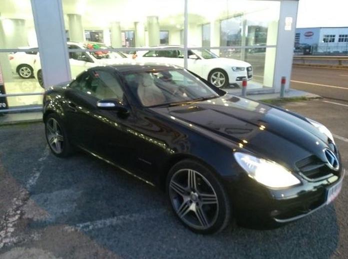 MERCEDES-BENZ SLK 200 KOMPRESSOR: Compra venta de coches de CODIGOCAR
