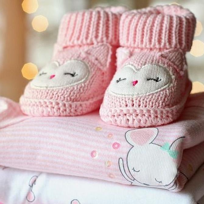 Cuidados para lavar la ropa de tu bebé