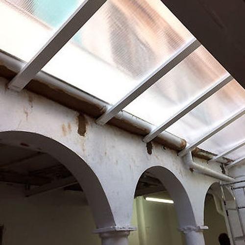 Cerramientos de techos y tejados en Horta-Guinardó (Barcelona)