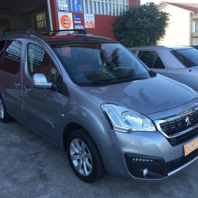 Peugeot Partner 1.6HDI 120Cv: VEHÍCULOS de Ocasión A Lagoa