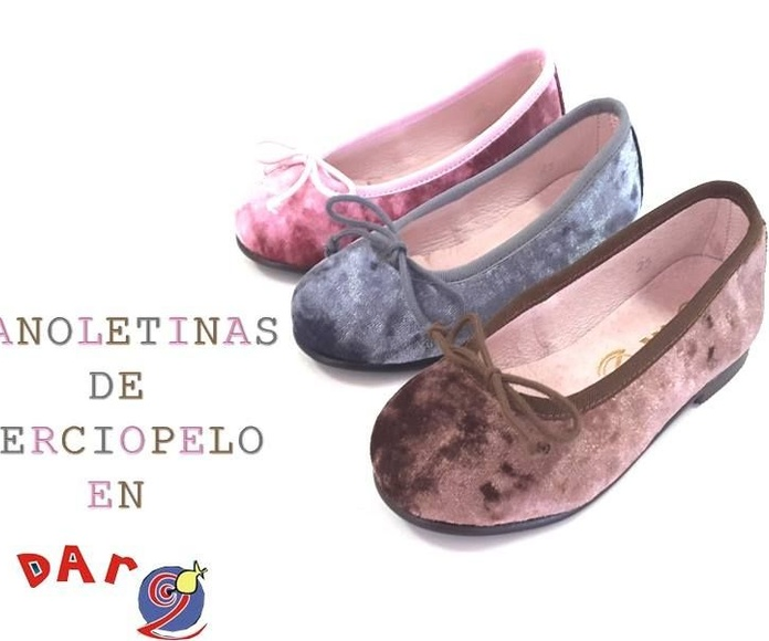 Manoletinas: Productos de Zapatos Dar2 Illueca
