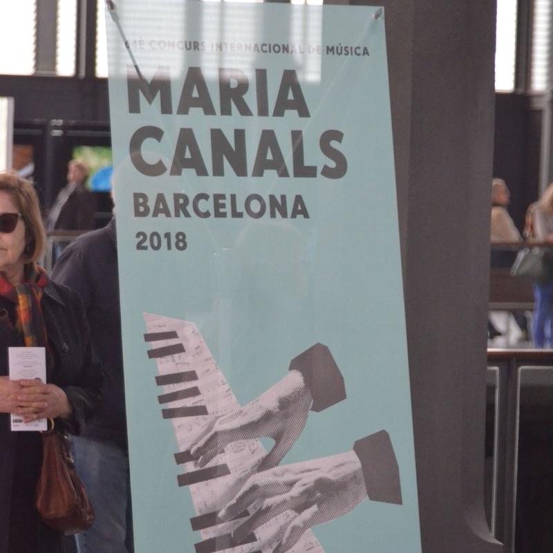 PARTICIPACIO EN EL OFF MARIA CANALS DE BARCELONA 2018: Escuela de música i Expresión  de Can Canturri