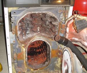Limpieza calderas y chimeneas domésticas (leña, gasoil o gas)