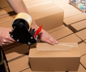 Presupuesto: Nuestros servicios de Mail Boxes Etc