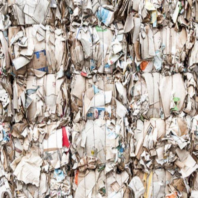 Los residuos no peligrosos también se reciclan