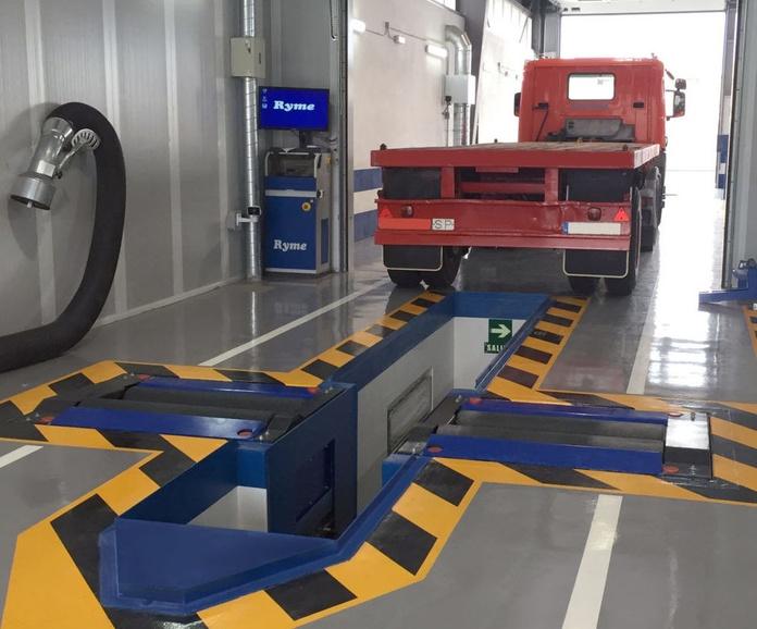 frenometro vehículos pesados