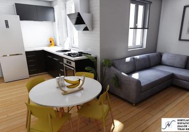 Piso en calle de la Povedilla, 7. Estupendo apartamento a reformar en Goya