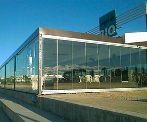 Galería de Carpintería de aluminio, metálica y PVC en Málaga | Aluminios Alunoe