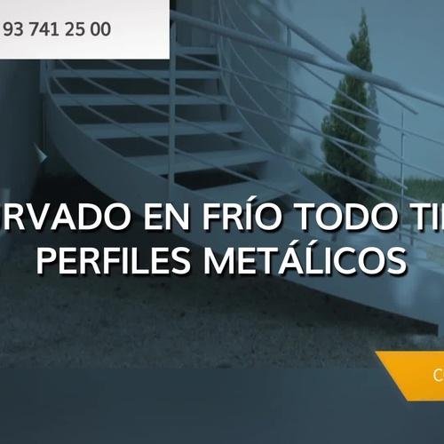 Curvados metálicos en Argentona | Corbats, Metàl.lics i Mecanitzats, S.L.