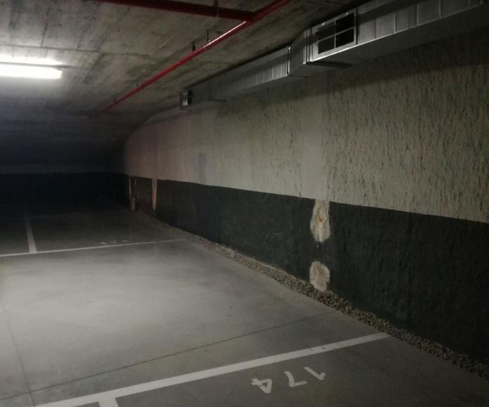 Mantenimientos Parking