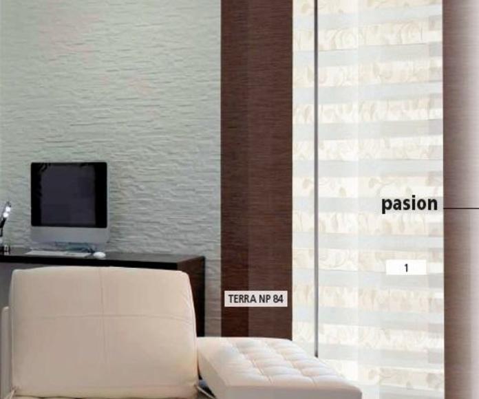Panel Terra & Passion