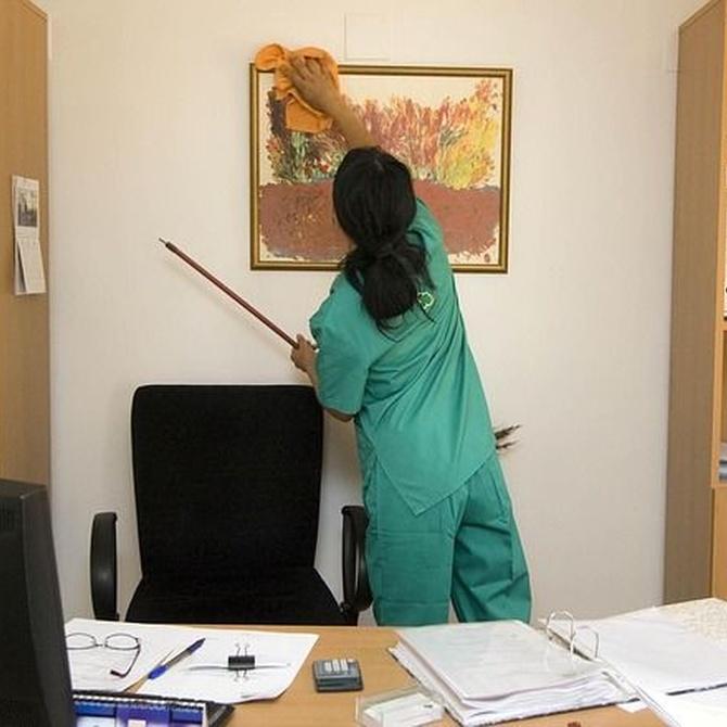 El mantenimiento de tu oficina incrementa tu productividad