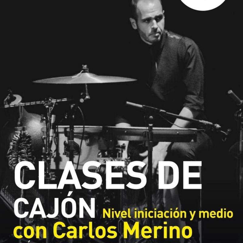 Cajón Flamenco: Clases de Academia de Guitarra Flamenca José Ignacio Franco